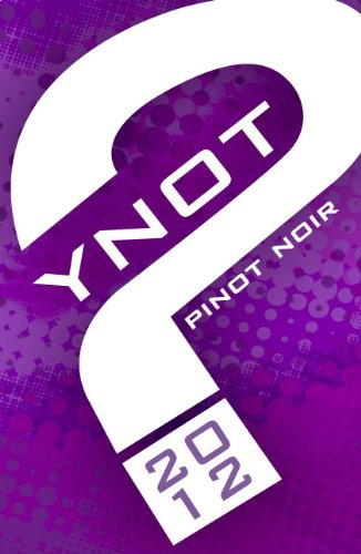 2012 Flying Goat Cellars Ynot Pinot Noir 750 Ml