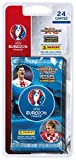 Euro 2016EURO16AMP Panini Adrenalyn Multipack de cartas intercambiables con 6paquetes de 54tarjetas al azar y 1 de edición limitada aleatoria, Versión de Reino Unido (XL)