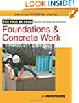 Foundations and Concrete Work: Revise...