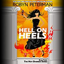 Hell on Heels Audiobook by Robyn Peterman Narrated by Amanda Ronconi