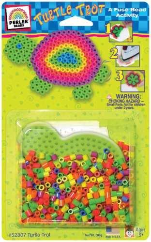 Perler Fuse Bead Starter Kits-Turtle Trot