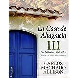 La Casa de Altagracia III