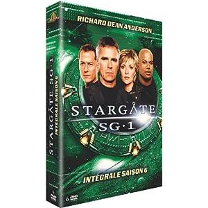 Stargate SG-1 - Saison 6 - Intégrale