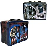 Doctor Who 1st and 11th Doctors Tin Tote