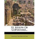 St. Joseph Of Copertino...