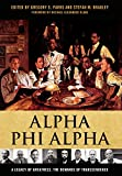 img - for Alpha Phi Alpha: A Legacy of Greatness, The Demands of Transcendence book / textbook / text book