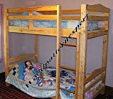 BUNK BED PLAN; Build your own King, QUEEN, Full, TWIN Sizes for ADULT or Ch ....