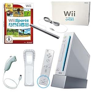 Nin Wii Konsole inkl. Wii Sports