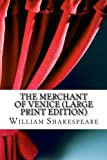 Image of The Merchant of Venice (Large Print Edition)