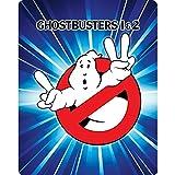 【Amazon.co.jp限定】ゴーストバスターズ 30周年記念 1&2パック(スチールブックケース付) [Steelbook] [Blu-ray]