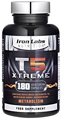 t5-xtreme-180-capsules-thermogenic-fat-burner-supplement-support-weight-loss-diets-uk-made