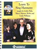 Learn to Sing Harmony (0634044826) by Marxer, Marcy