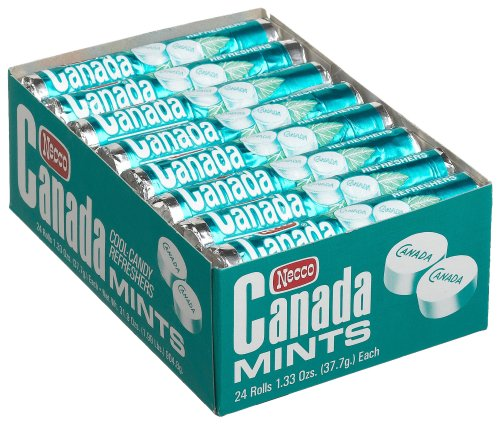 CANADA Mint Roll, 24 Count 1.33 Ounce Unit (Pack of 16)