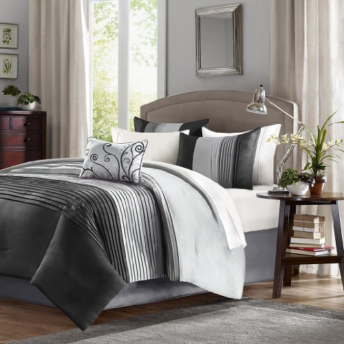 Black Comforter Sets King front-744740