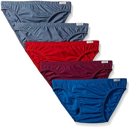 Fruit of the Loom Men's Wardrobe  Bikini Briefs, Colors may vary(Pack of 5)