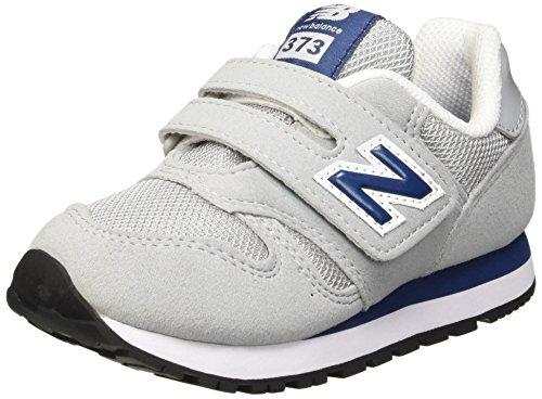 New Balance NBKV373YBP, Scarpe Walking Baby Bambino, Grigio (Grey Blue), 30 1/2 EU