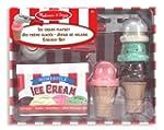 Melissa & Doug Ice Cream Scoop Set