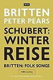 echange, troc Schubert : Winterreise