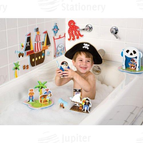 Pirates of the Tub Bathtime Play Set, age 3+ - 1