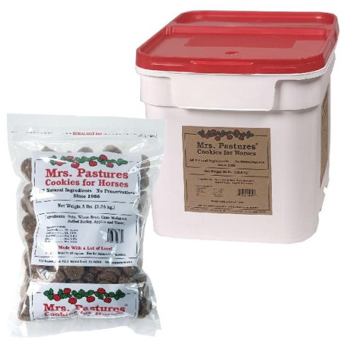 Mrs. Pastures Cookies For Horses - 50 Lbs.