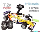 F1 Remote Radio Control Formula One RC Racing Car -