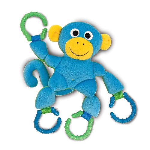 Melissa & Doug Linking Monkey - 1