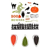 51ot4Y 3m5L. SL160  Martha Stewart Crafts Halloween Friends Stamp & Ink Set By The Package