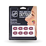 Montreal Canadiens 8-Pack Waterless Temporary Tattoos