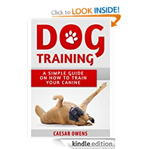 Dog Training: A Simple Guide On How To Train Your Canine