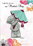 Tatty Teddy with Umbrella Me to You Bear Mothers Day Card