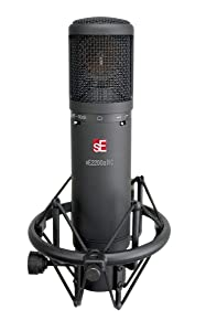SE Electronics sE2200a II C Large Diaphragm Cardioid Condenser Microphone review
