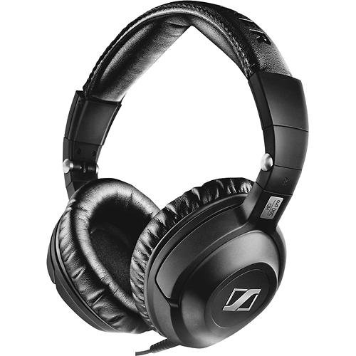Fantastic Deal! Sennheiser HD-360 PRO DJ Studio Style Over-Ear Headphones (Black)