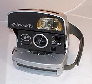 Polaroid P One Step Express 600 Instant Film Camera