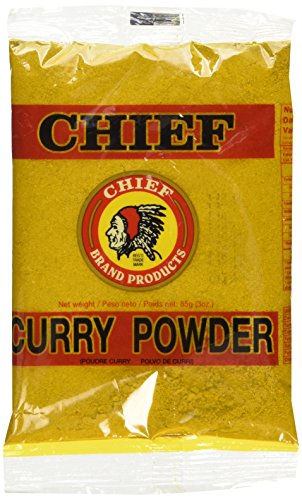 Chief Curry Powder - 3oz - 3 PACK (Chief Cooking compare prices)