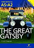 The Great Gatsby: York Notes for AS & A2 (York Notes Advanced)