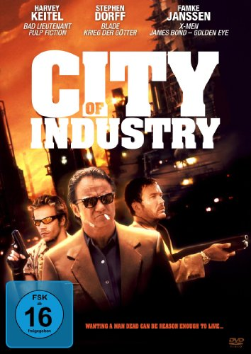 City of Industry - Tödliche Freundschaft (City of Crime)