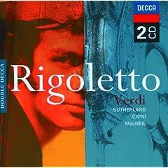 """Giuseppe Verdi: Rigoletto / Act 3 - Quartetto. """"Un d�, se ben rammentomi"""""""