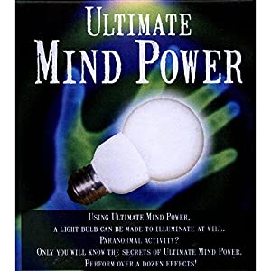MMS Ultimate Mind Power Maynard's Magic Trick Kit, Silver, X-Large/23mm