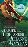 Claimed by the Highlander (1250016274) by MacLean, Julianne