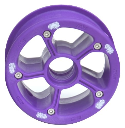 MBS Rock Star II Hub- Purple- Single