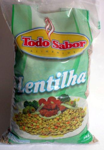 レンチーリャ(レンズ豆) 1kg アメリカ産