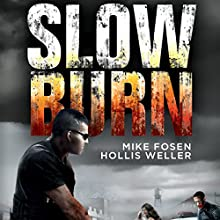 Slow Burn (       UNABRIDGED) by Roxanne Longstreet Narrated by Abby Craden