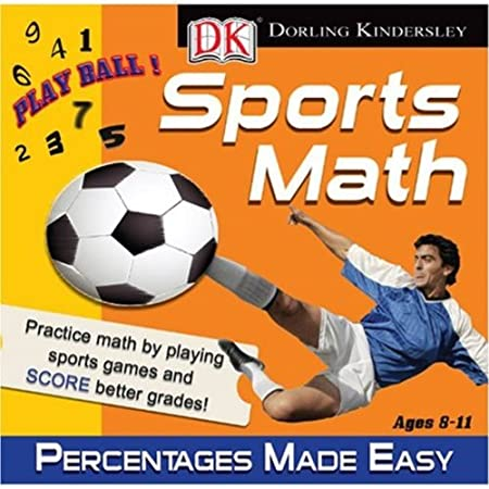 DK Sports Math: Percentages Made Easy
