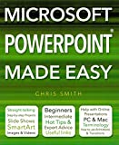 img - for Microsoft Powerpoint Made Easy book / textbook / text book
