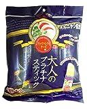 ニッポー 大人のプラチナスティック モッツァレラチーズ味 (8g×10本)×4袋
