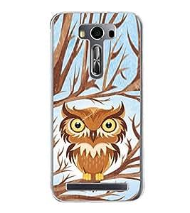 ifasho Designer Phone Back Case Cover Asus Zenfone 2 Laser ZE550KL (5.5 Inches) ( Missing Mom Quotes )