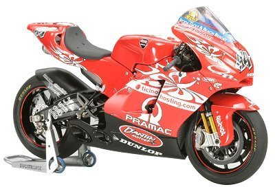 1/12 Scale Team D'antin Pramac Ducati GP4 Motorcycle Series