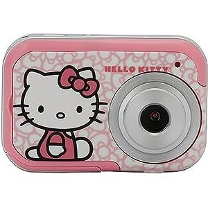 Hello Kitty Digital Camera with face plates