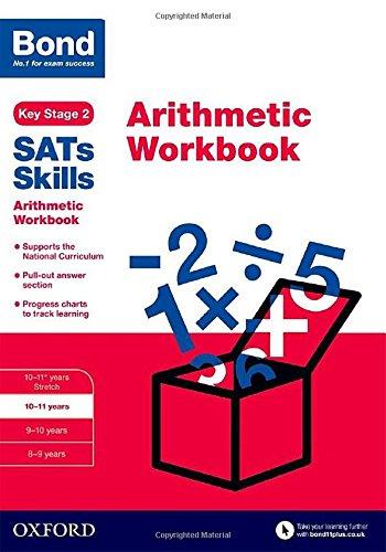 bond-sats-skills-arithmetic-workbook-10-11-years