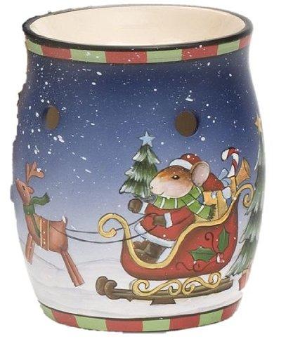 Yankee Candle Night Before Christmas Tart Burner